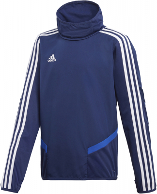 Adidas Tiro 19 Warm Kinder Training Top dark blue-bold blue