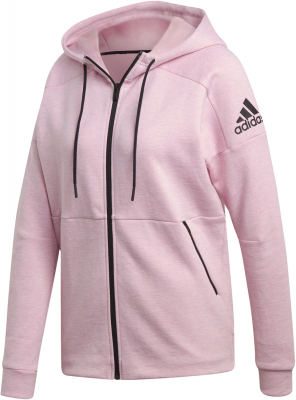 Adidas ID Stadium Damen Hoodie stadium true pink XL