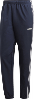 Adidas Essential 3 Stripes Wind Herren Pants legend ink-weiß M Langgröße
