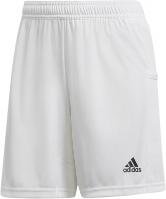 Adidas Team 19 Damen Knit Shorts weiß