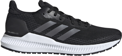 Adidas Solar Blaze Damen Laufschuh core black-grey five