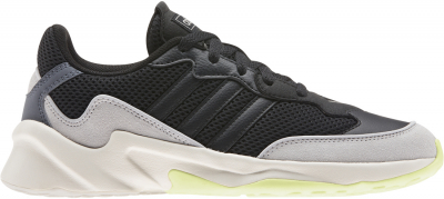 Adidas 20-20 FX Damen Freizeitschuh core black-yellow tint