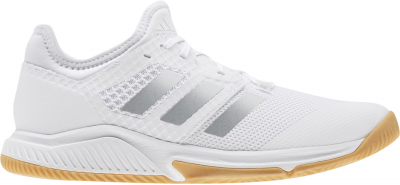 Adidas Court Team Bounce Damen Handballschuh ftwr white 42
