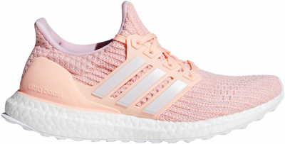 Adidas Ultraboost Damen Laufschuh clear orange-true pink 36 2/3