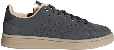 Adidas Advantage Damen Freizeitschuh grey six 40