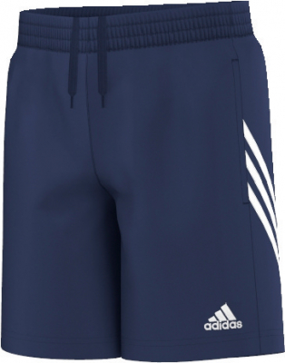 super popular f319f 4aa9c 14 Sereno Shorts Kinder Sportbedarf Adidas Training Weiß Dar