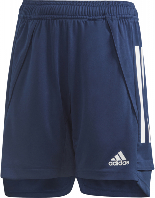 Adidas Condivo 20 Kinder Training Shorts team navy blue 128