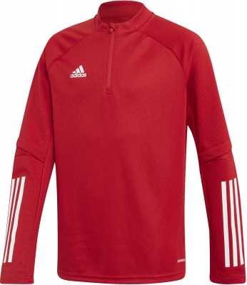 Adidas Condivo 20 Kinder Training Top team power red