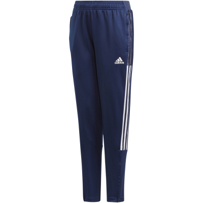 Adidas Kinder Trainingshose Slim Tiro 21 blau 176
