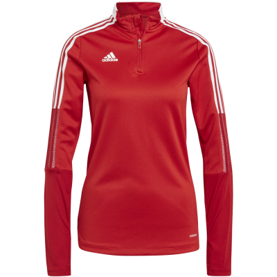 Adidas Damen Trainingstop Tiro 21 rot S