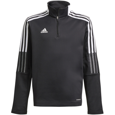 Adidas Kinder Warm Top Tiro 21 schwarz 116