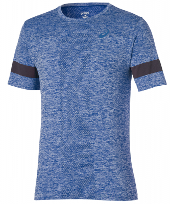 Asics Seamless T-Shirt air force blue