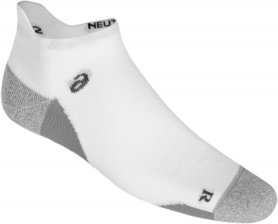 Asics Road Neutral Ankle Single Tab Laufsocken real white