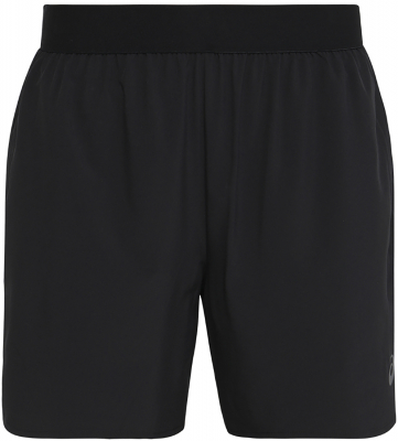 Asics 2in1 5.5inch Damen Shorts performance black