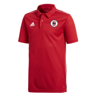 SV Seilerwiesen Adidas Core 18 Polo power red-weiß 2XL