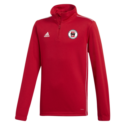 SV Seilerwiesen Adidas Core 18 Training Top power red-weiß M
