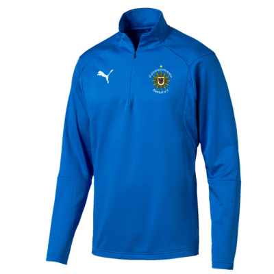 PSV Basdorf Puma Liga Training 1/4 Zip Top blue S