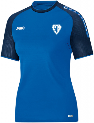 SV Amerang Jako Champ Damen T-Shirt royal-marine 34-36