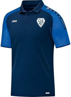 SV Amerang Jako Champ Herren Polo marine-royal 2XL