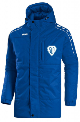 SV Amerang Jako Active Coachjacke royal-weiß 4XL