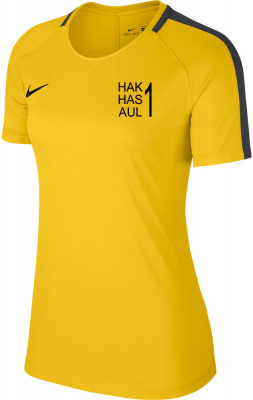 Vienna BS Nike Academy 18 Damen Training Top tour yellow