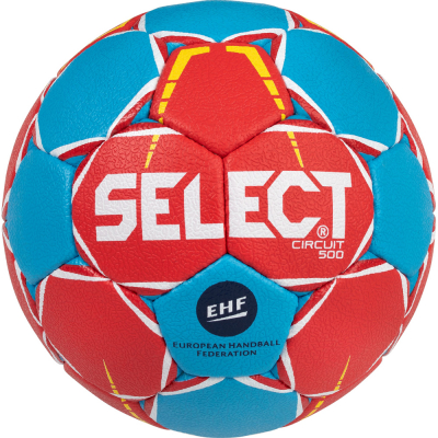 Select Handball Circuit rot-blau