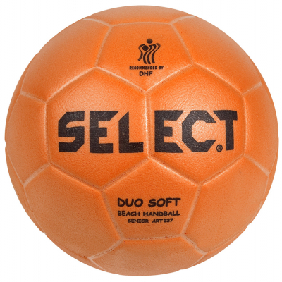 Select Duo Soft Beach Handball orange