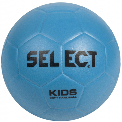 Select Kids Soft Handball blau