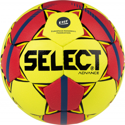Select Advance Handball rot-gelb-blau