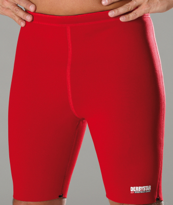 Select Thermohose schwarz-rot XS