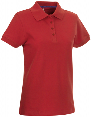 Select Wilma Damen Polo-Shirt rot S