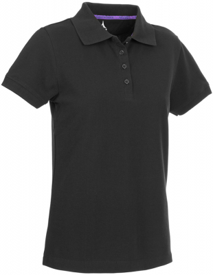 Select Wilma Damen Polo-Shirt schwarz