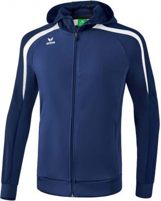 Erima Liga 2.0 Trainingsjacke mit Kapuze new navy-dark navy 164