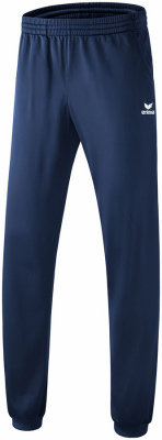 Erima Polyester Trainingshose mit Bündchen new navy