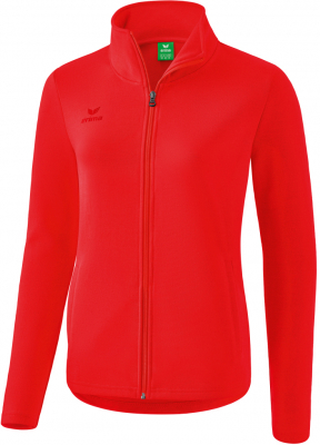Erima Basic Damen Sweatjacke rot 46