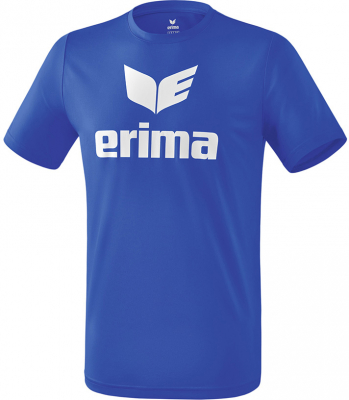 Erima Funktions Promo T-Shirt new royal-weiß