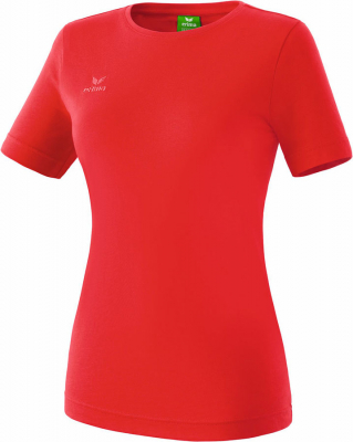 Erima Basic Teamsport Damen T-Shirt rot