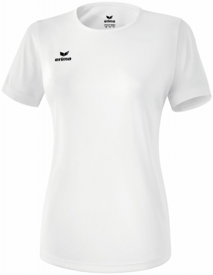 Erima Funktions Teamsport Damen T-Shirt new white