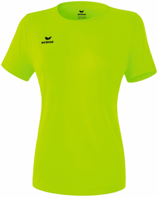 Erima Funktions Teamsport Damen T-Shirt green gecko