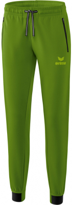 Erima Essential Damen Sweathose twist of lime-lime pop 42