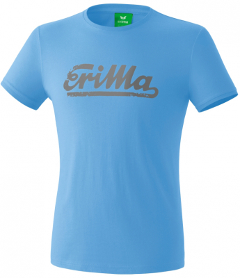 Erima Retro T-Shirt placid blue-grau
