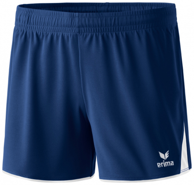 Erima 5-CUBES Damen Shorts new navy-weiß