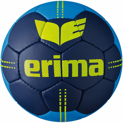 Erima Handball Pure Grip No 2.5 blau-gelb