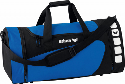 Erima CLUB 5 Sporttasche new royal-schwarz S