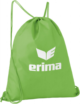 Erima CLUB 5 Turnbeutel green-weiß 1