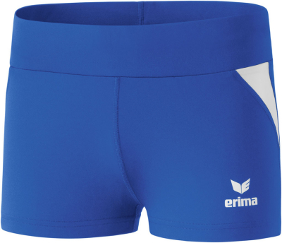 Erima Damen Hot Pant new royal-weiß
