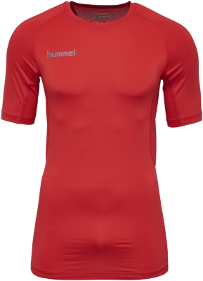 Hummel First Performance Funktions Jersey true red S