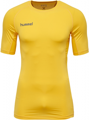 Hummel First Performance Funktions Jersey sports yellow