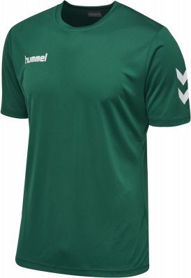 Hummel Core Polyester T-Shirt evergreen