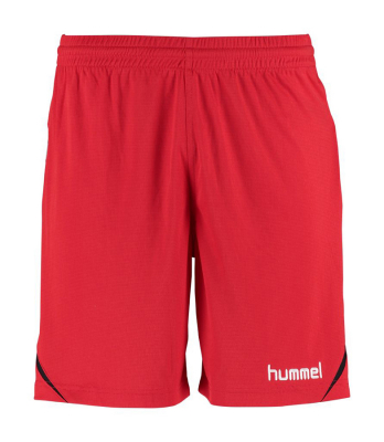 Hummel Authentic Charge Poly Shorts true red 2XL